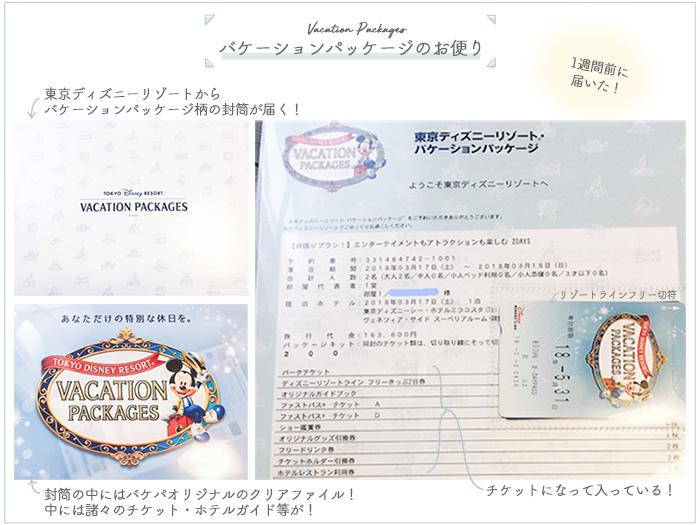 出発1週間前にパスポート・チケット・ガイドブックが届く