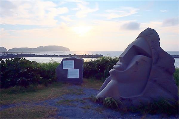 新島モヤイ像1