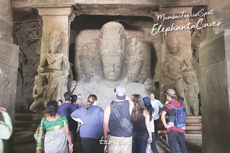 【Elephanta Caves】It was a rip off island!? How to get ,Price,Impression