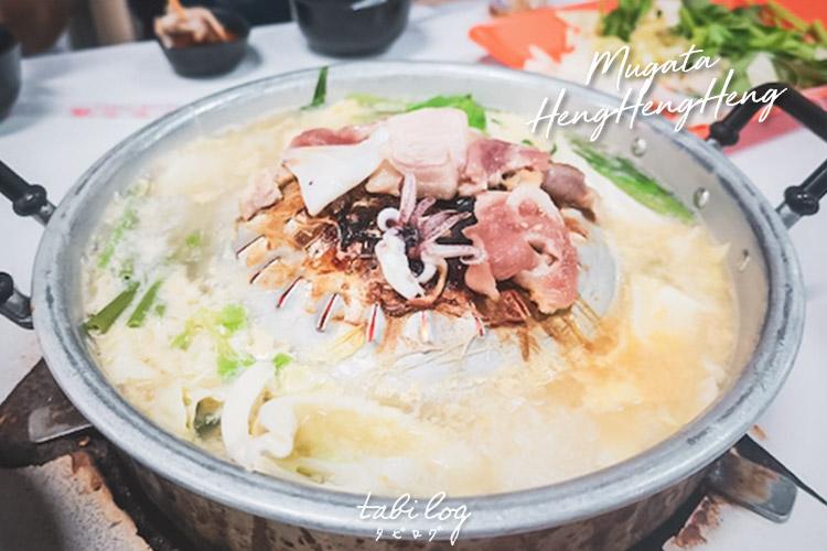 """【Thai local food 】Cheap&Tasty!! """" Heng Heng Heng"""""""