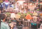 【広蔵市場観光】うまいもん通りの様子と広蔵市場マップ!東大門までのんびり散歩