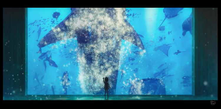 海の幽霊PV