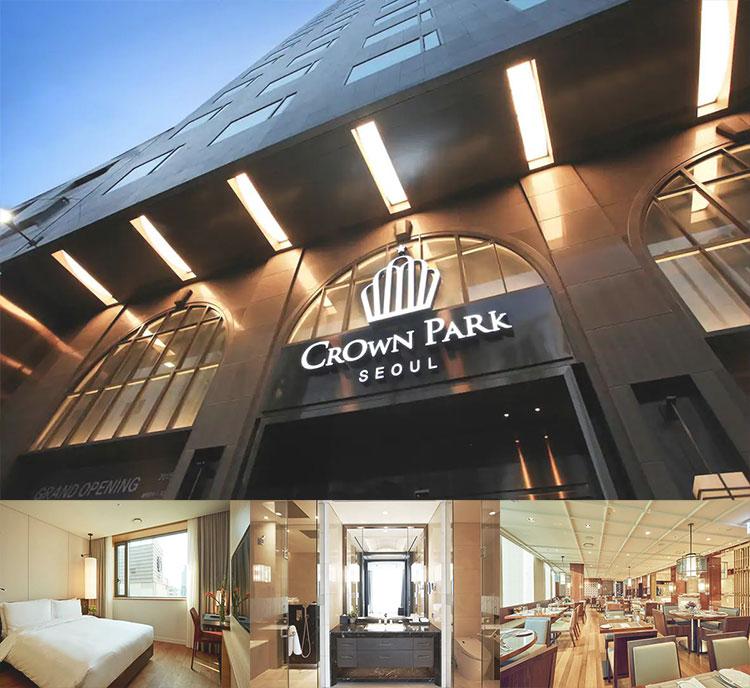 明洞オススメホテル⑨ クラウンパークホテルソウル