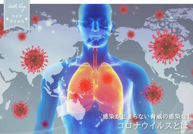 コロナウイルス① コロナウイルスとは