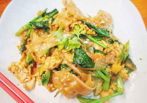 Pan-Fried Thin Noodles (169B)