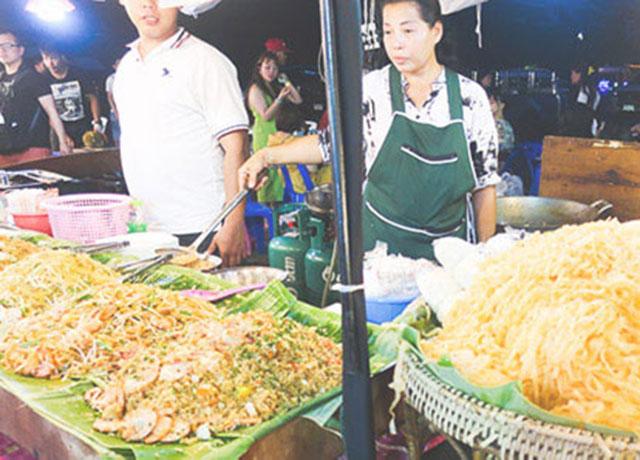 アジアティーク・タイ料理屋2
