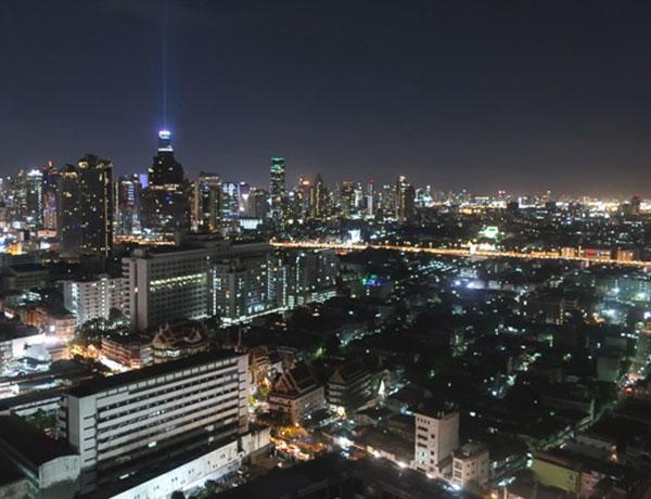 夜の景色(シティビュー)