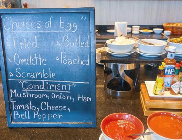 出来立て卵料理