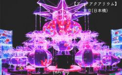 【アートアクアリウム日本橋(東京)】に行ってきた!中の様子・お土産・チケット