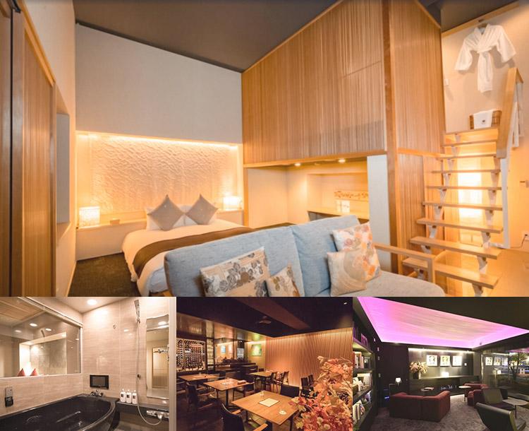 東京おしゃれホテル⑤ 六本木ホテルS