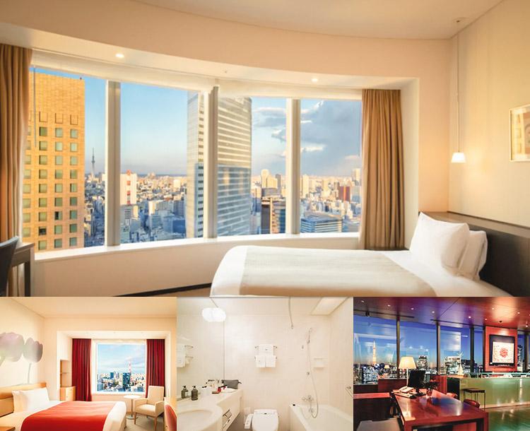 東京おしゃれホテル⑧ パークホテル東京
