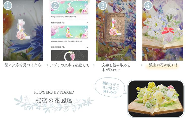 参加・体験① 秘密の花図鑑2