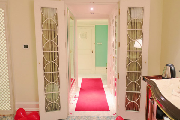 タージマハルホテル部屋