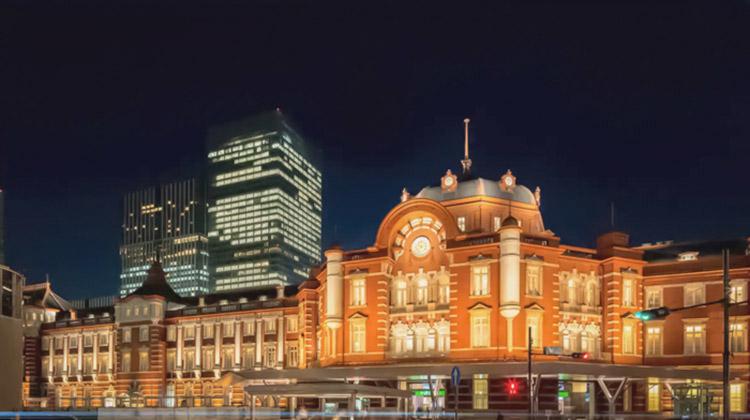 東京駅舎がホテルに!
