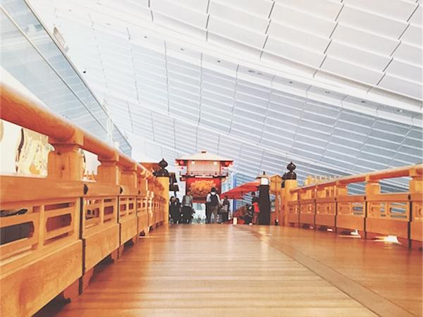 羽田国際空港日本橋