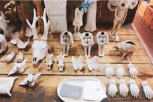 骨とう品の種類も様々