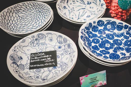 フラワーズバイネイキッドその他のお土産④パスタ皿