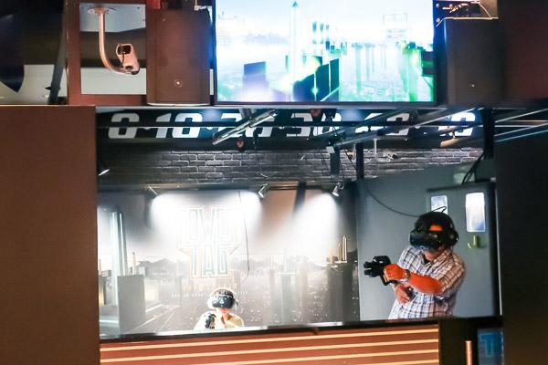 VRゲームもできる