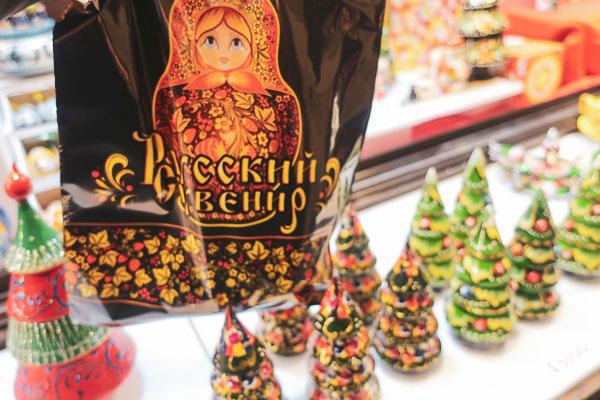 クリスマスマトリョーシカ3