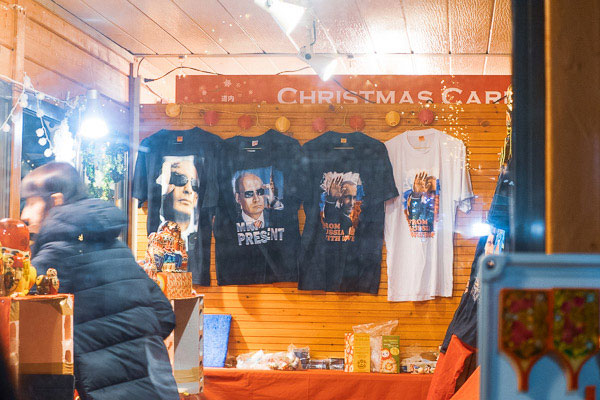 プーチン大統領Tシャツ