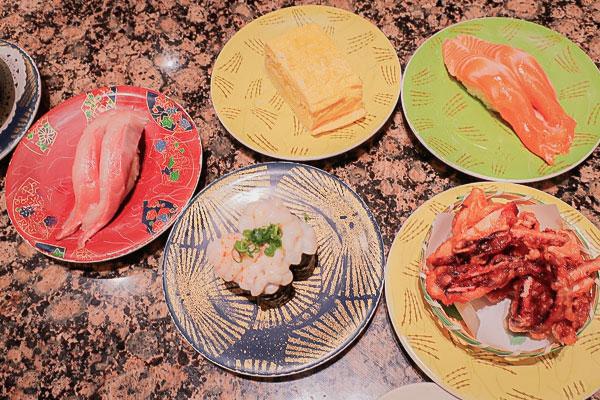 とにかく『でかい・分厚い・旨い』お寿司たち!