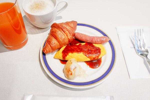 ホテルモントレ札幌朝食ブッフェ2