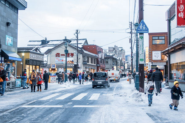 堺町通り商店街