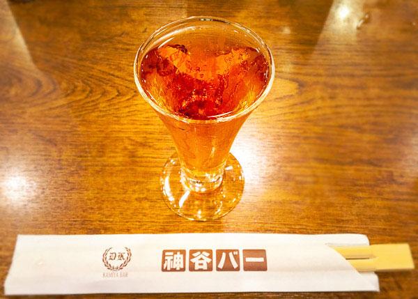 神谷バー電気ブラン(270円)