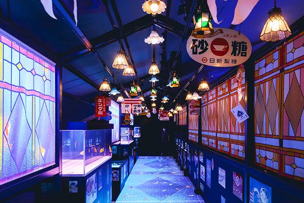 東京金魚ワンダーランド 東京レトロ金魚2
