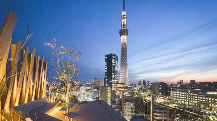 ONE@Tokyo屋上スカイツリー