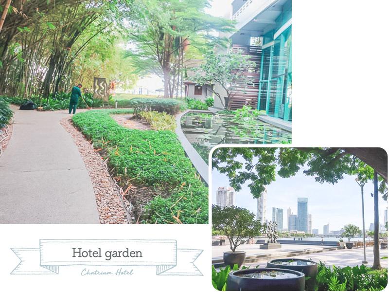 Chatrium Hotel Garden