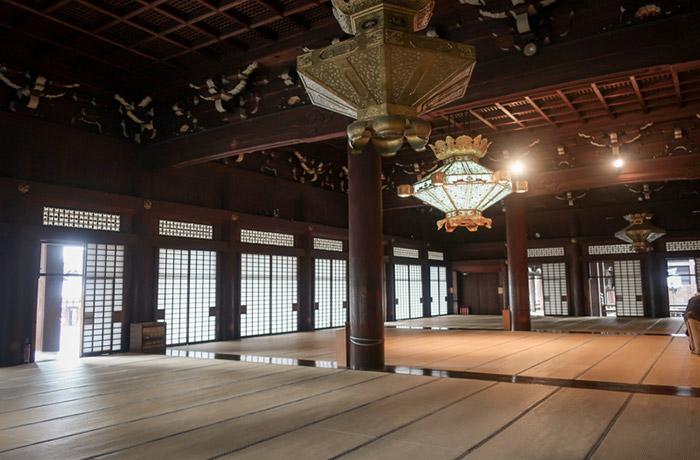 西本願寺御影堂2