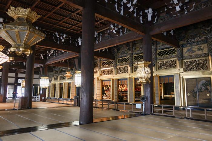 西本願寺御影堂3