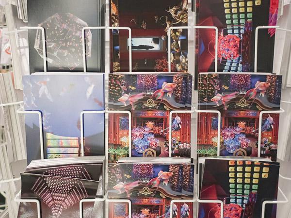 アートアクアリウム美術館オリジナルグッズポストカード