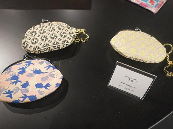 アートアクアリウム美術館雑貨小物土産がま口財布