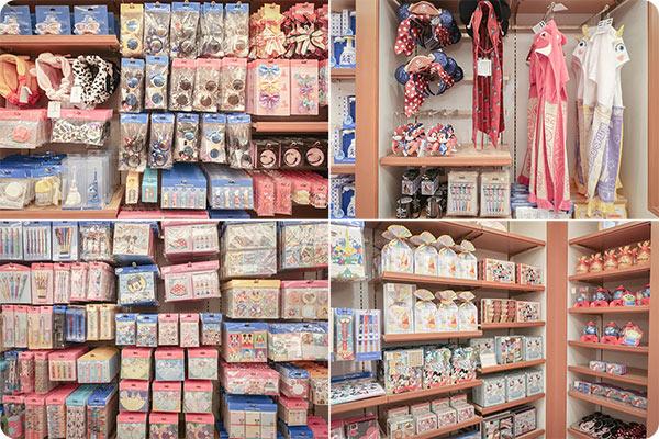 ヒルトン東京ベイディズニーストアの商品