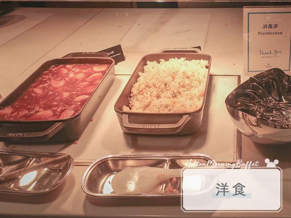 ヒルトン東京ベイ朝食ブッフェ2洋食