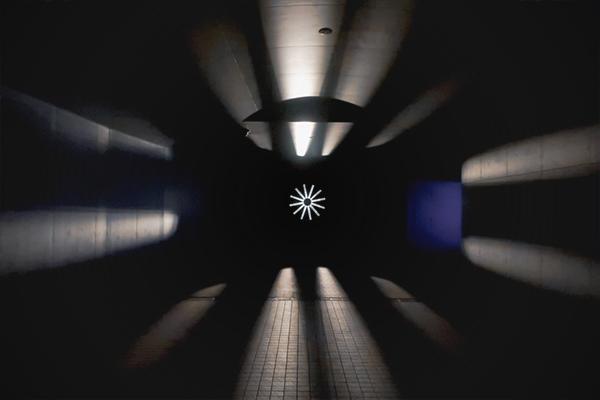 東京メガイルミTOKYO TIME TUNNEL