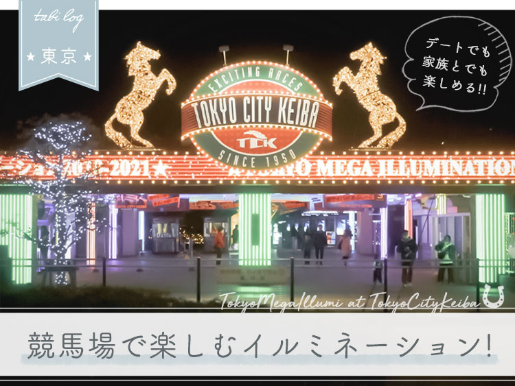 デートでも家族とでも楽しめる! 東京メガイルミ