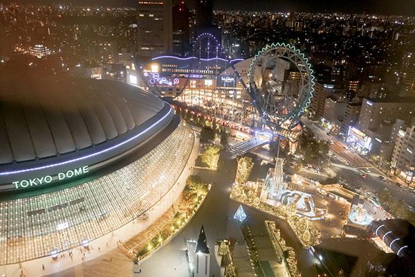 東京ドームシティ3