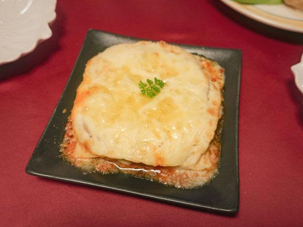 ルタオ とろけるチーズのボロネーゼラザニア