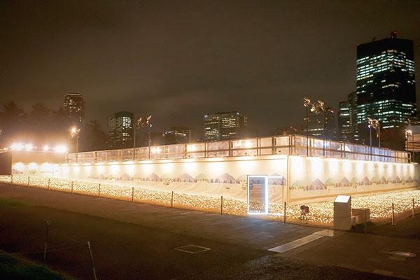 東京ミッドタウン スケートリンク場所