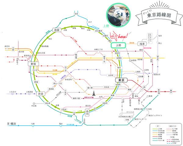 上野最寄り駅