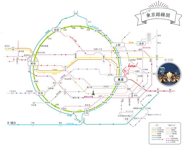 東京最寄り駅