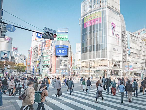 東京ホテルおすすめ場所③ 渋谷