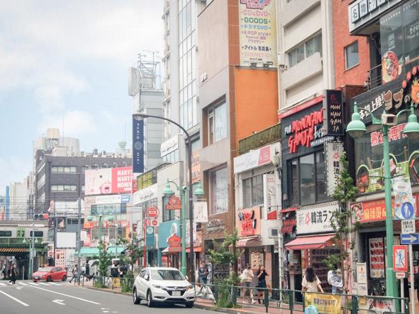 おすすめ東京観光スポット⑥ 新大久保