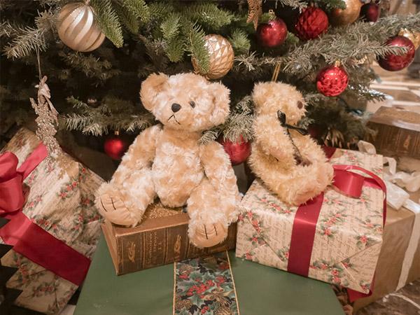 ホテルニューグランドクリスマスツリー