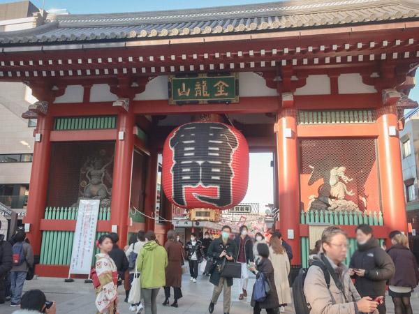 おすすめ東京観光スポット② 浅草寺