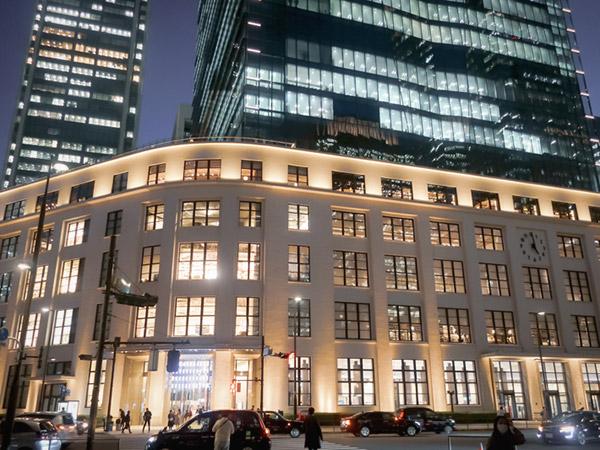 東京駅商業施設
