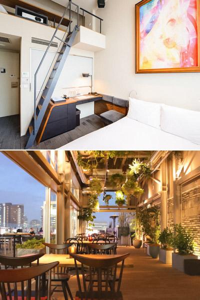 新宿安い&おしゃれなホテル2